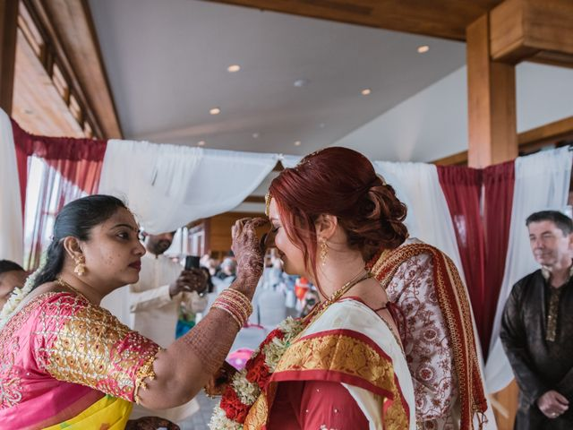 Kashyap and Lauren's wedding in Niagara Falls, Ontario 83