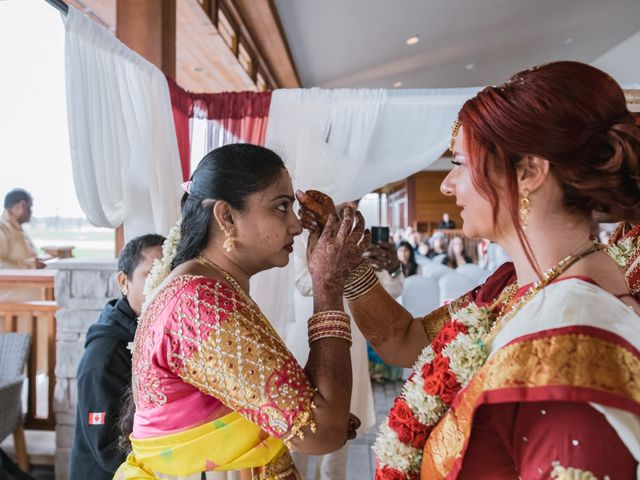 Kashyap and Lauren's wedding in Niagara Falls, Ontario 84