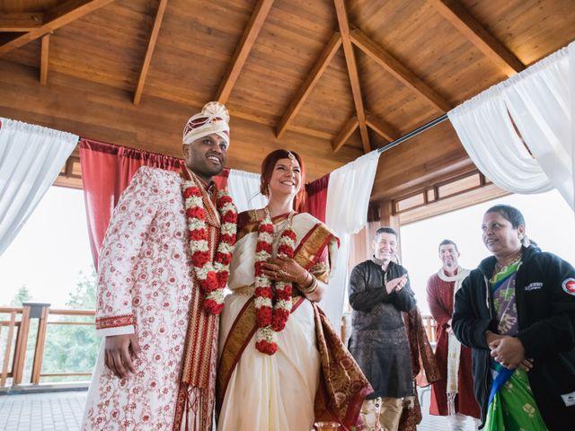 Kashyap and Lauren's wedding in Niagara Falls, Ontario 87