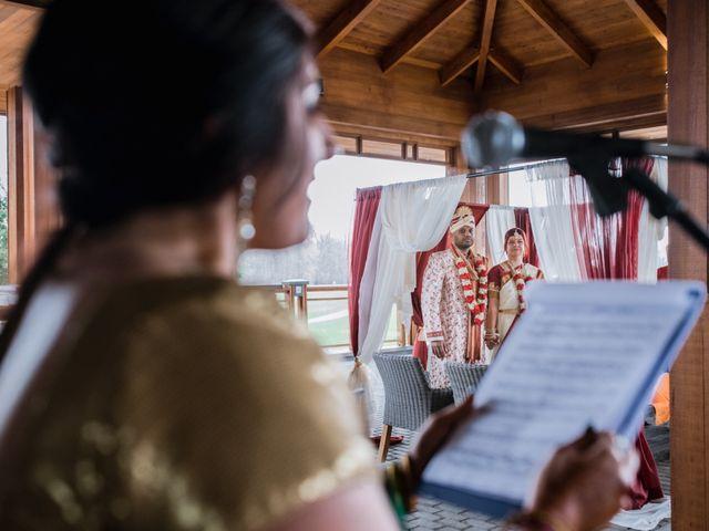 Kashyap and Lauren's wedding in Niagara Falls, Ontario 88