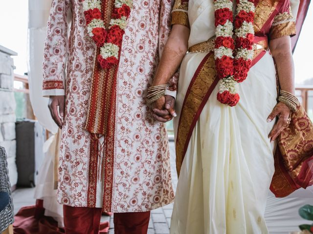 Kashyap and Lauren's wedding in Niagara Falls, Ontario 89
