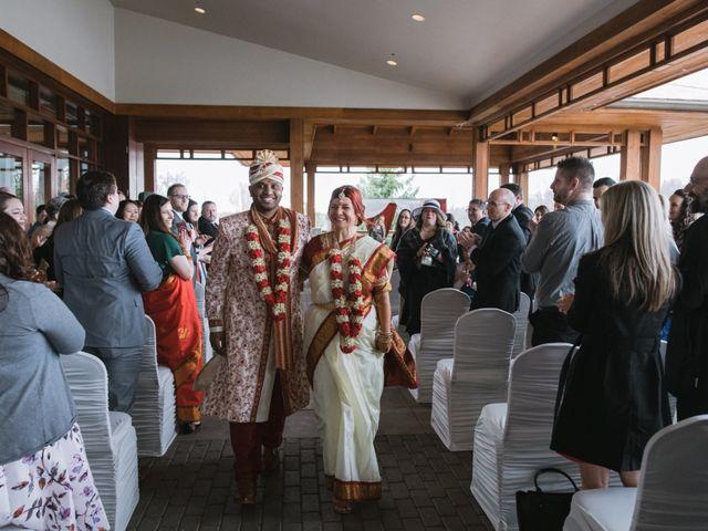 Kashyap and Lauren's wedding in Niagara Falls, Ontario 91