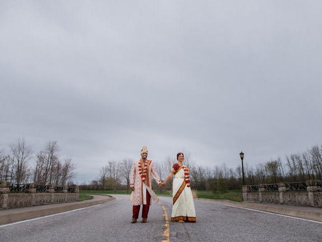 Kashyap and Lauren's wedding in Niagara Falls, Ontario 93