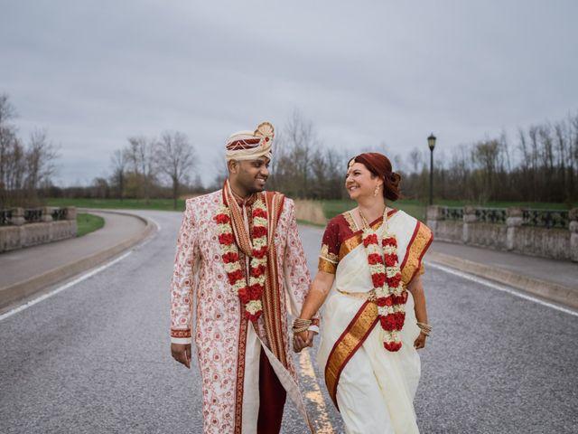 Kashyap and Lauren's wedding in Niagara Falls, Ontario 94
