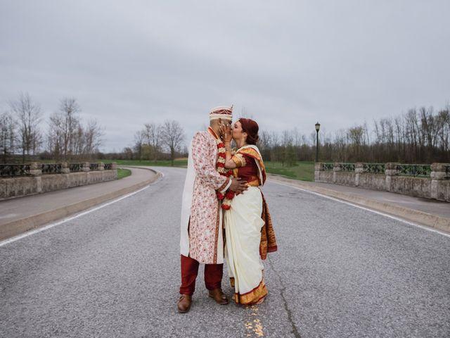 Kashyap and Lauren's wedding in Niagara Falls, Ontario 95