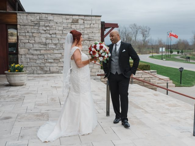 Kashyap and Lauren's wedding in Niagara Falls, Ontario 110