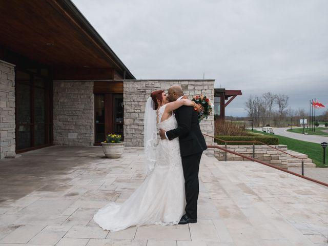 Kashyap and Lauren's wedding in Niagara Falls, Ontario 111