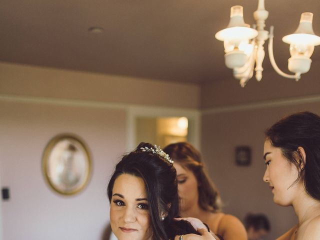 Matthew and Ramona's wedding in Port Coquitlam, British Columbia 7
