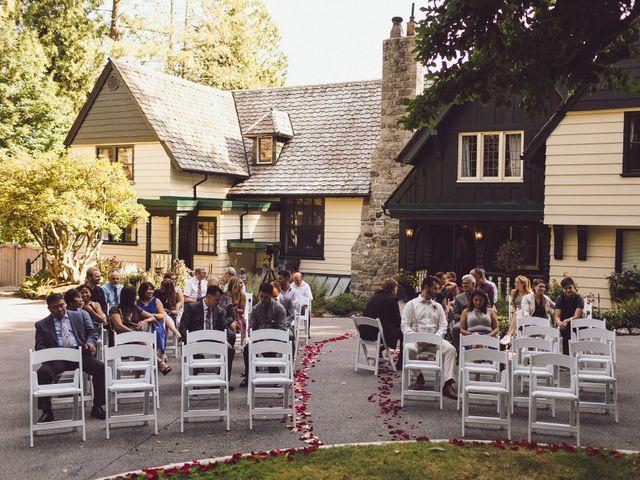 Matthew and Ramona's wedding in Port Coquitlam, British Columbia 11