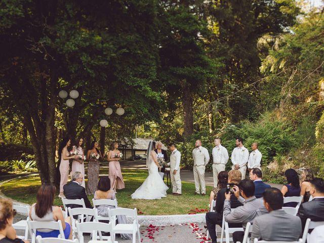 Matthew and Ramona's wedding in Port Coquitlam, British Columbia 12