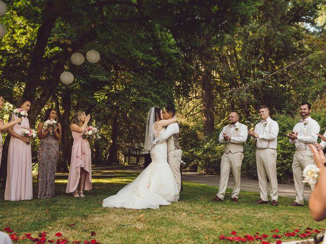 Matthew and Ramona's wedding in Port Coquitlam, British Columbia 13