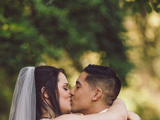 Matthew and Ramona's wedding in Port Coquitlam, British Columbia 14
