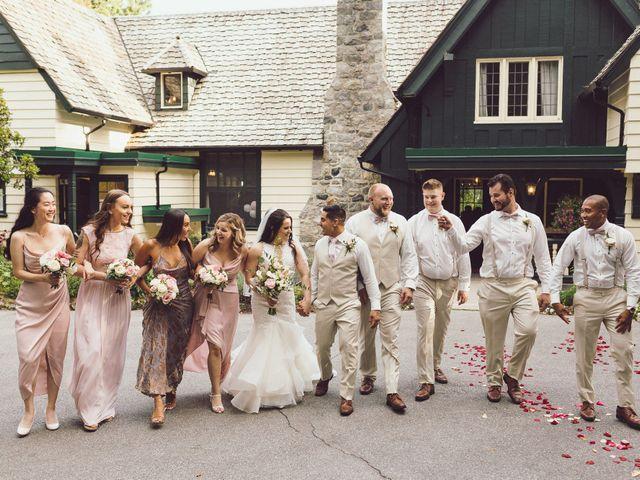 Matthew and Ramona's wedding in Port Coquitlam, British Columbia 15