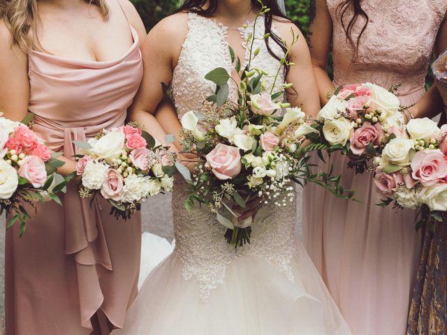 Matthew and Ramona's wedding in Port Coquitlam, British Columbia 16