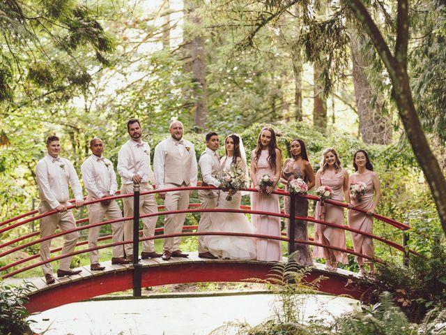 Matthew and Ramona's wedding in Port Coquitlam, British Columbia 17