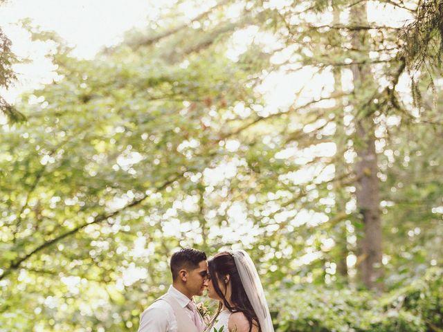 Matthew and Ramona's wedding in Port Coquitlam, British Columbia 18