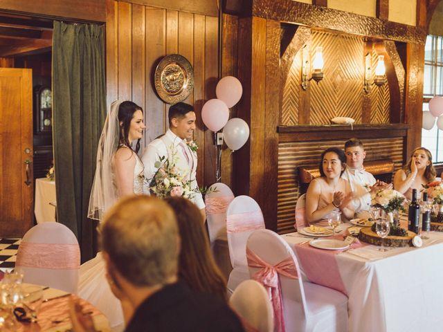 Matthew and Ramona's wedding in Port Coquitlam, British Columbia 21