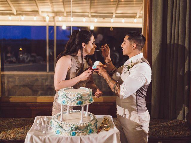 Matthew and Ramona's wedding in Port Coquitlam, British Columbia 25