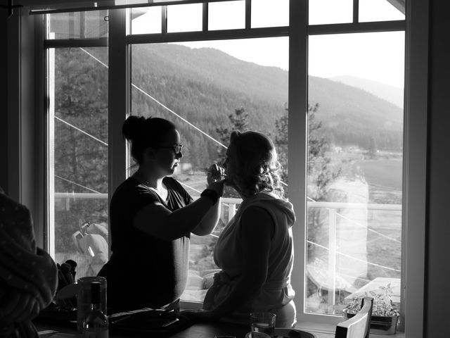 James and Deb's wedding in Armstrong, British Columbia 3
