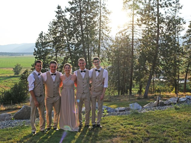 James and Deb's wedding in Armstrong, British Columbia 2