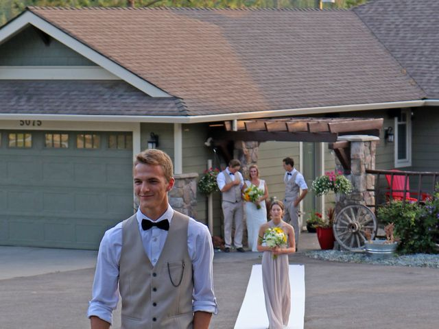 James and Deb's wedding in Armstrong, British Columbia 6