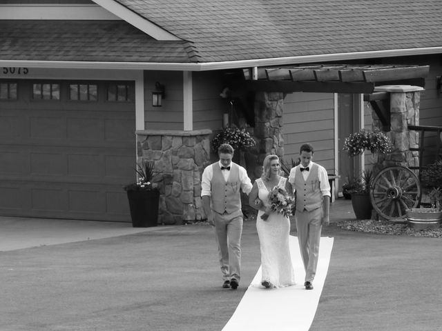 James and Deb's wedding in Armstrong, British Columbia 7