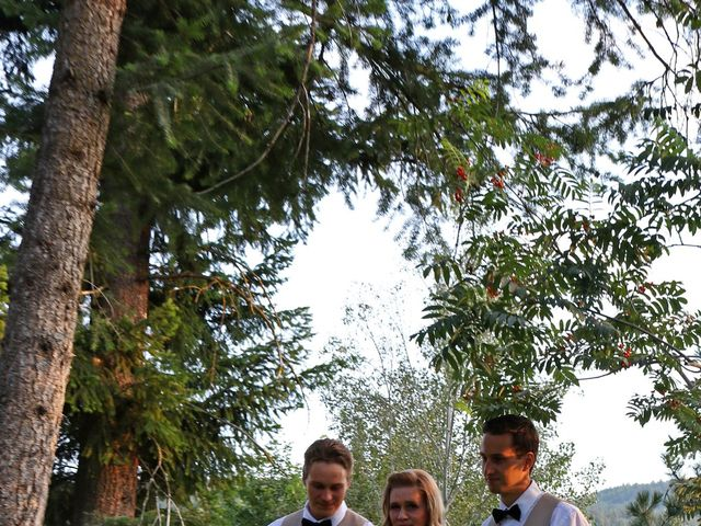 James and Deb's wedding in Armstrong, British Columbia 8