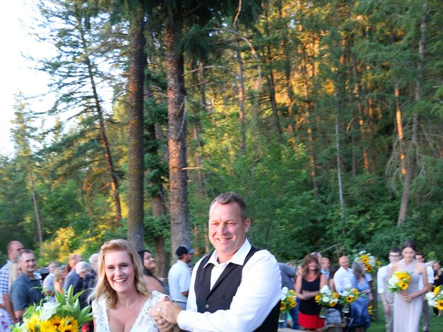 James and Deb's wedding in Armstrong, British Columbia 13