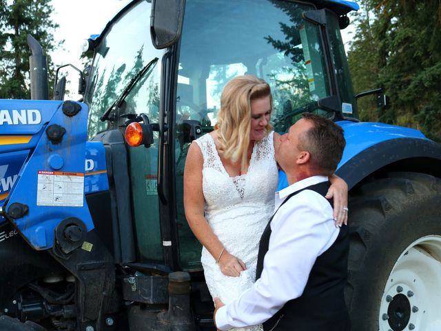 James and Deb's wedding in Armstrong, British Columbia 15