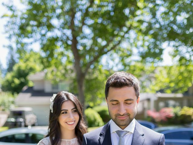 Jehan and Myriam's wedding in Vancouver, British Columbia 8