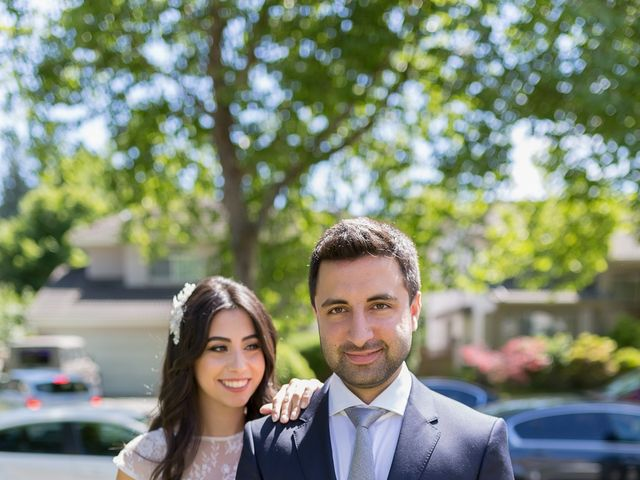 Jehan and Myriam's wedding in Vancouver, British Columbia 9