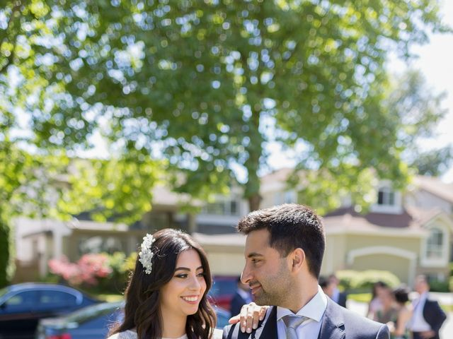 Jehan and Myriam's wedding in Vancouver, British Columbia 10