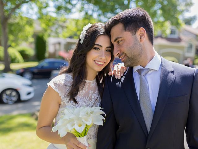 Jehan and Myriam's wedding in Vancouver, British Columbia 11