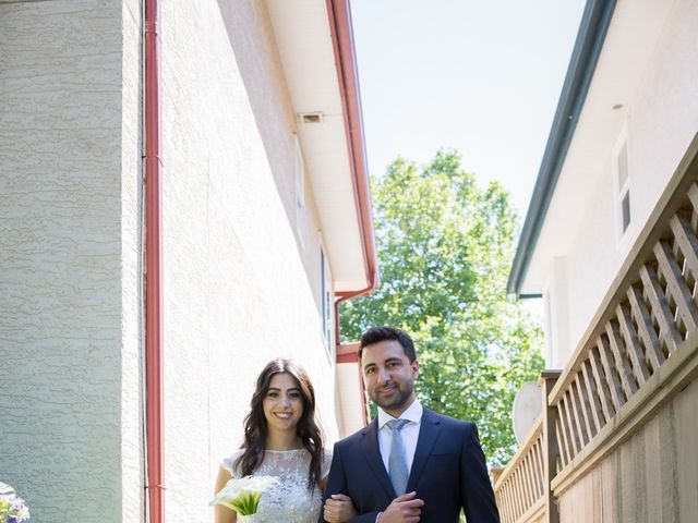Jehan and Myriam's wedding in Vancouver, British Columbia 12