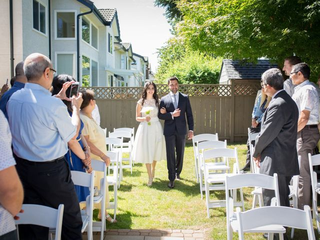 Jehan and Myriam's wedding in Vancouver, British Columbia 13