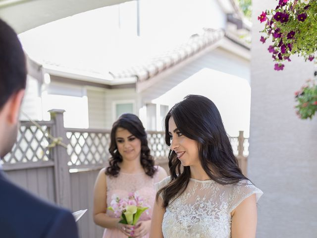 Jehan and Myriam's wedding in Vancouver, British Columbia 15