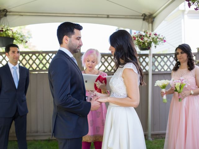 Jehan and Myriam's wedding in Vancouver, British Columbia 17