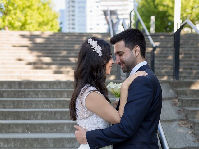 Jehan and Myriam's wedding in Vancouver, British Columbia 27