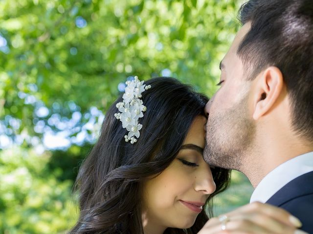 Jehan and Myriam's wedding in Vancouver, British Columbia 33
