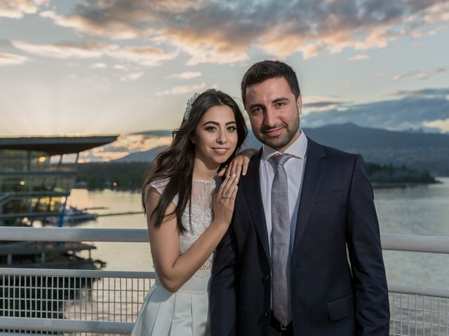Jehan and Myriam's wedding in Vancouver, British Columbia 2