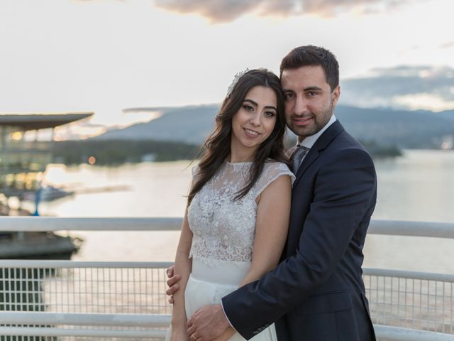 Jehan and Myriam's wedding in Vancouver, British Columbia 35