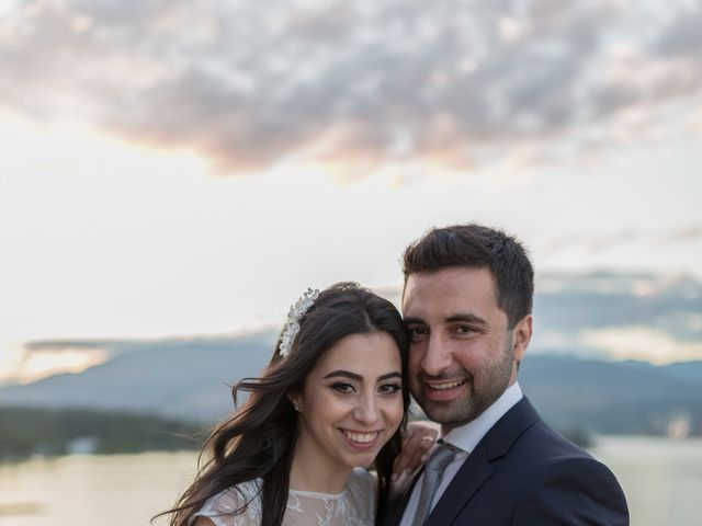 Jehan and Myriam's wedding in Vancouver, British Columbia 36