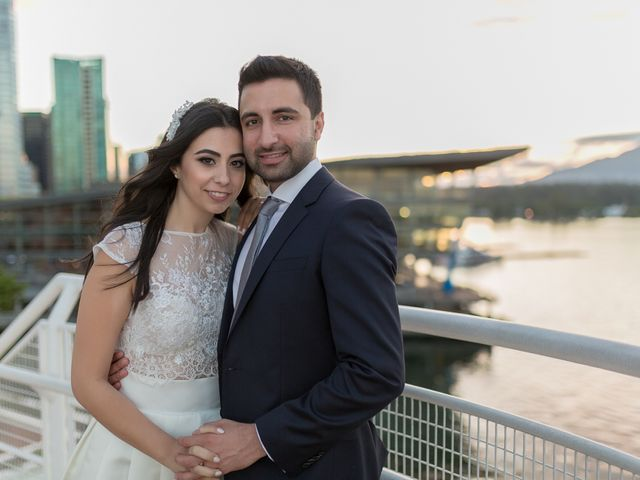 Jehan and Myriam's wedding in Vancouver, British Columbia 37