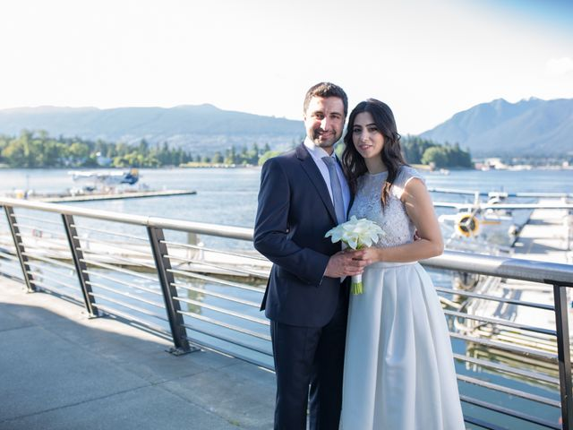 Jehan and Myriam's wedding in Vancouver, British Columbia 43
