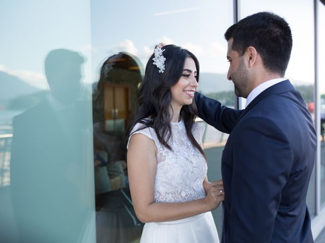 Jehan and Myriam's wedding in Vancouver, British Columbia 44
