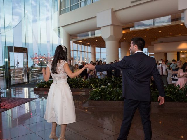 Jehan and Myriam's wedding in Vancouver, British Columbia 49