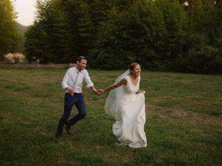 The wedding of Cristine and Ilan
