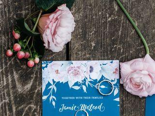 The wedding of Katrina and Jamie 3