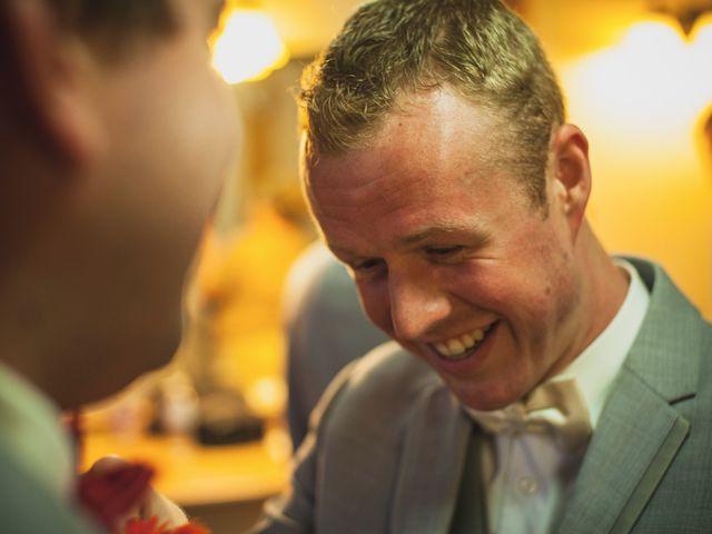 Steven and Andrea's wedding in Alliston, Ontario 6