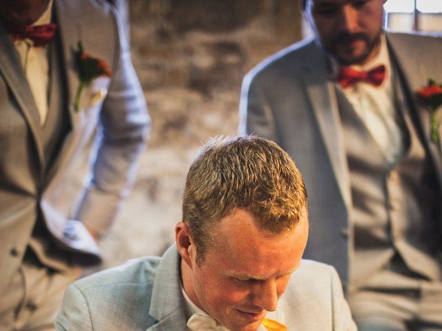 Steven and Andrea's wedding in Alliston, Ontario 7